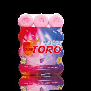 Don Toro Rosado - Tray