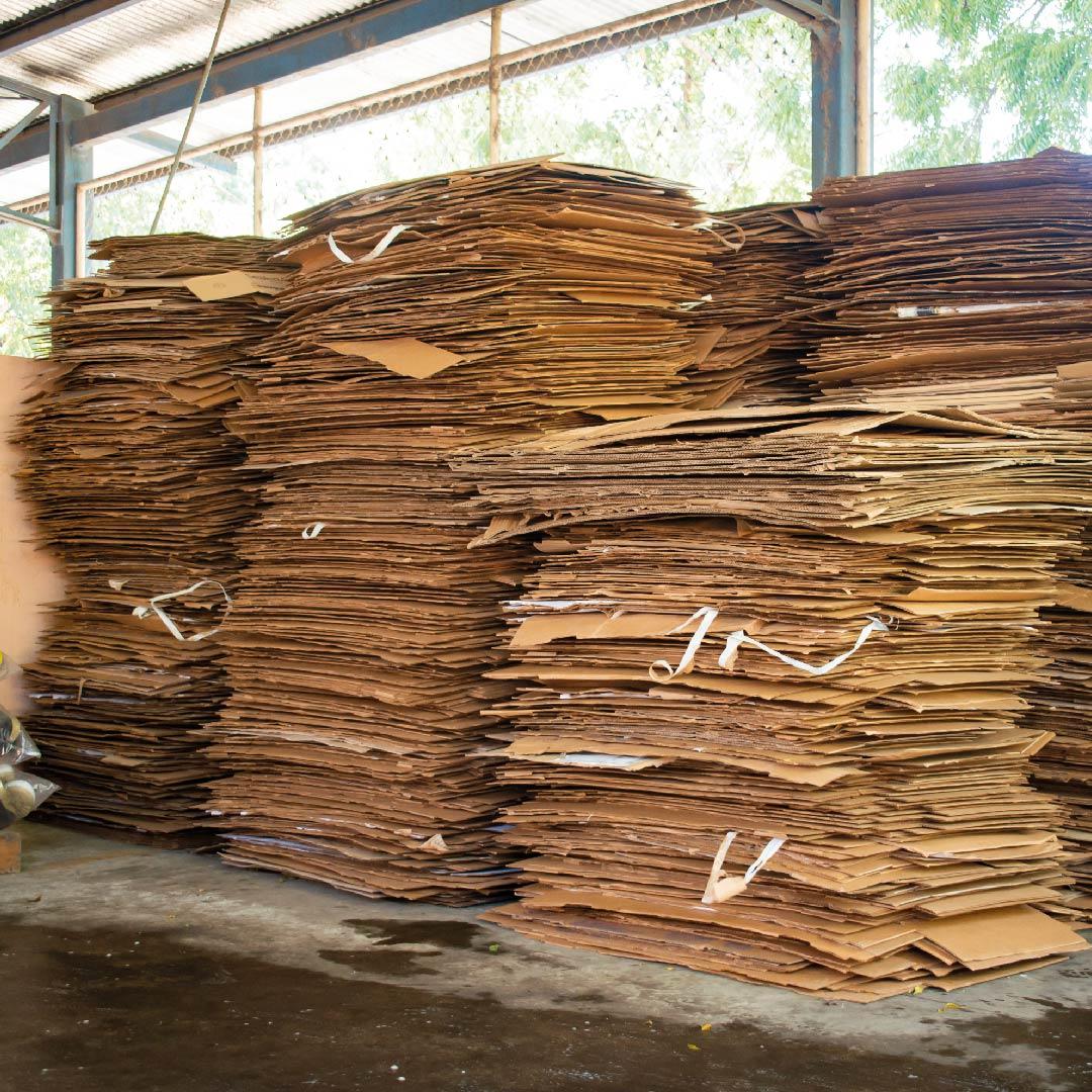 Managament of Hazardous waste - Cartones